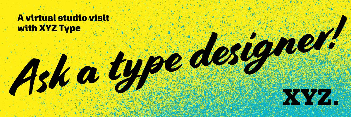Ask a Type Designer  with Ben KielJesse Ragan